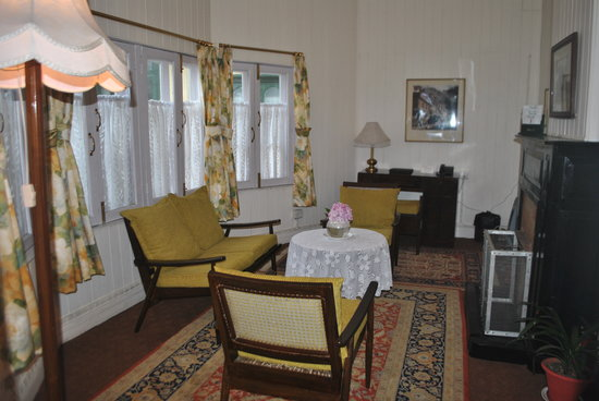 Windamere Hotel: Colonial.Little Peppers Cottage.sitting room