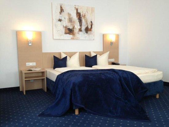 Hotel Bettina: Doppelzimmer
