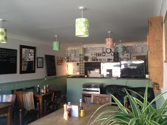The Common Room Cafe/Restaurant: common room