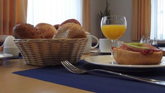 Hotel Bettina: Frühstück