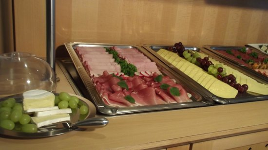 Hotel Bettina: Buffet