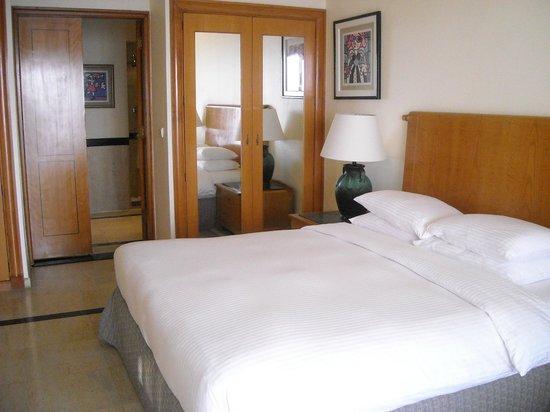 Hyatt Regency Sharm El Sheikh Resort: camera da letto