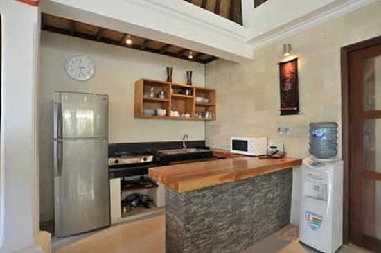Rumah Cantik Bali at Legian/Kuta: Self contained kitchen