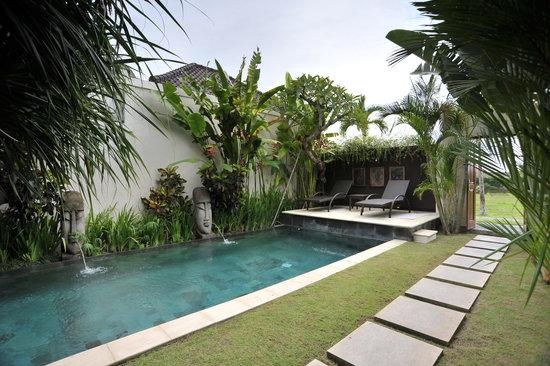 Rumah Cantik Bali at Legian/Kuta: Tropical Garden