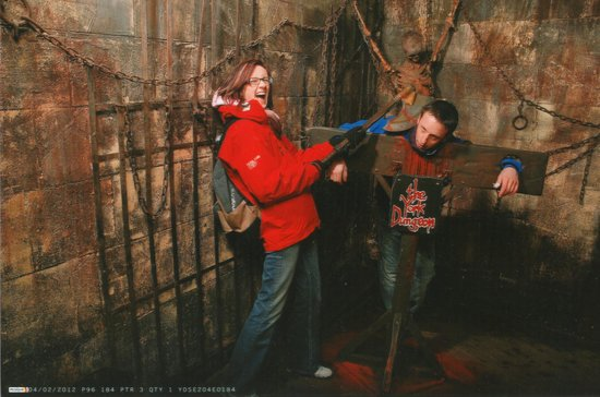 The York Dungeon : Quickie Divorce! ; )