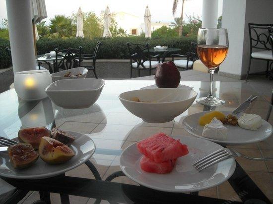 Hyatt Regency Sharm El Sheikh Resort: area privata di ristorazione exclusive club