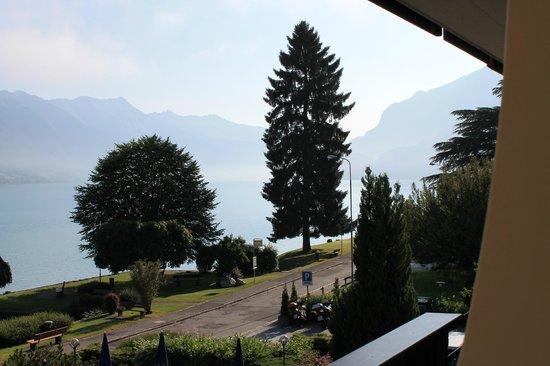 Seehotel Bonigen: Zimmer mit Seesicht