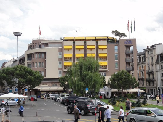 Astra Hotel Vevey : General view