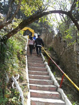 Mahakal Temple: Way down to the Cave