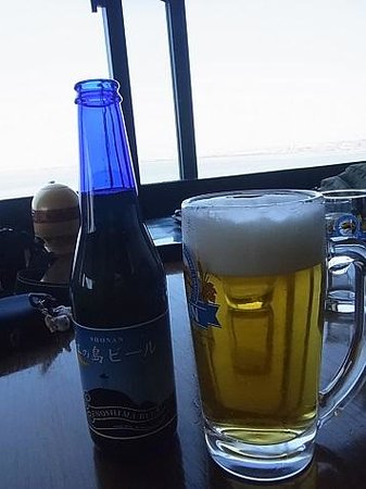 Uomitei: 江の島ビール