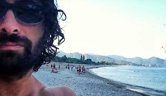 Baykus Bungalows: Olimpos sahili