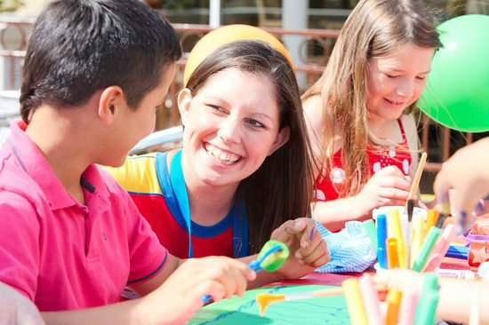 Thorpe Park Holiday Park - Haven: Kids clubs at Thorpe Park Holiday Centre