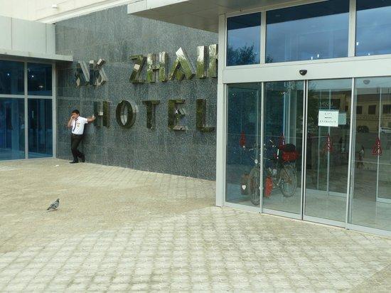 Ak Zhaik Hotel