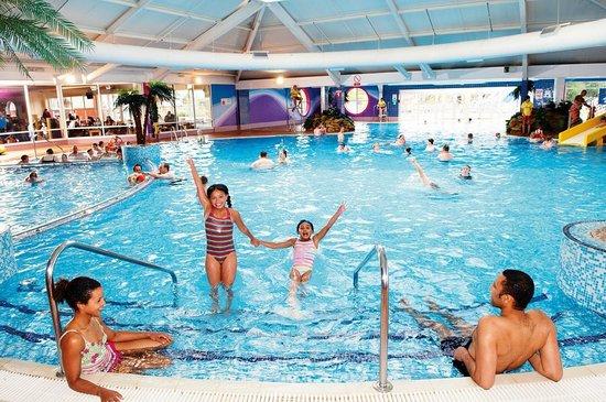 Swimming Pool At Thorpe Park Holiday Centre Picture Of Thorpe Park Holiday Park Haven