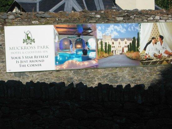 Muckross Park Hotel & Spa: Muckross Park Hotel