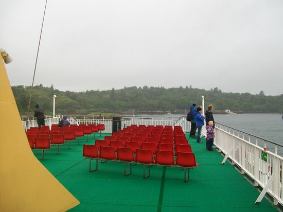 The Minch: LEAVING STORNOWAY