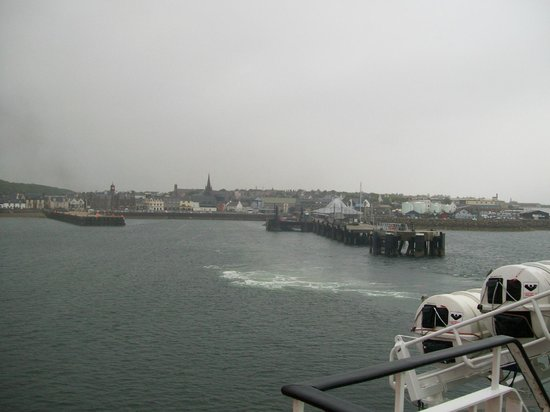 ENTERING THE MINCH