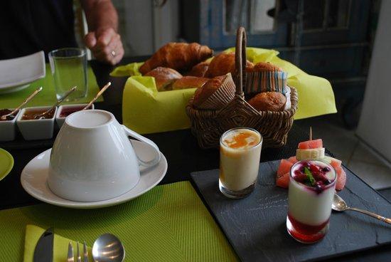 Les Cathelinettes: un régal de petit-déjeuner :)