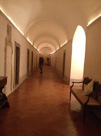 Convento San Bartolomeo: stanze