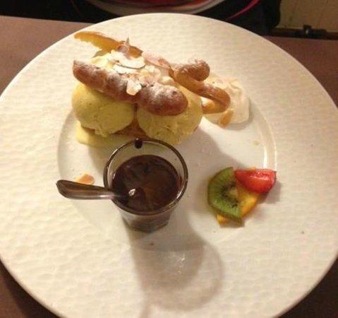 La Breche Restaurant : Dessert