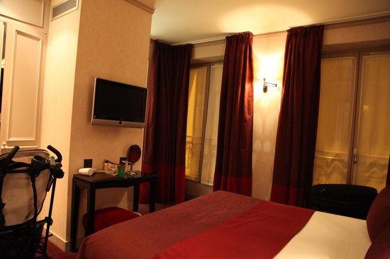 โรงแรมเด อคาเดมี เอ เด อาท: Classic room