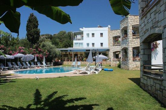 sun garden apart hotel harika bir bahe peyzaj - Sun Garden