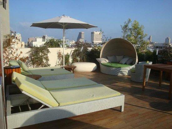 Shenkin Hotel : Roof