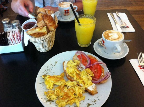 Shenkin Hotel : Kosher breakfast
