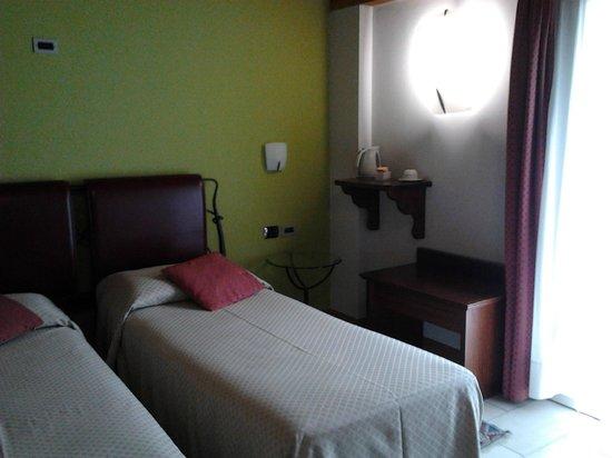 Hotel Villa Colico: La camera