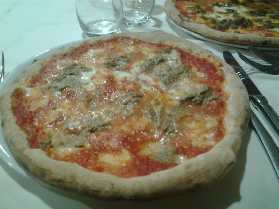 Canta Napoli: Pizza