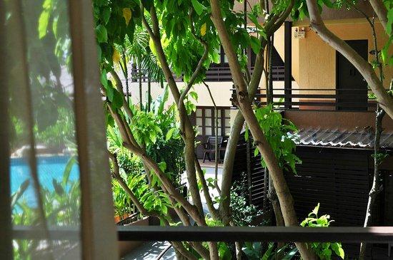 Samui Laguna Resort: Вид с балкона