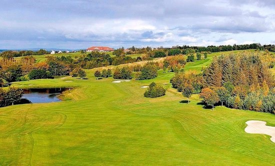 Lee Valley Golf & Country Club: 15th Hole