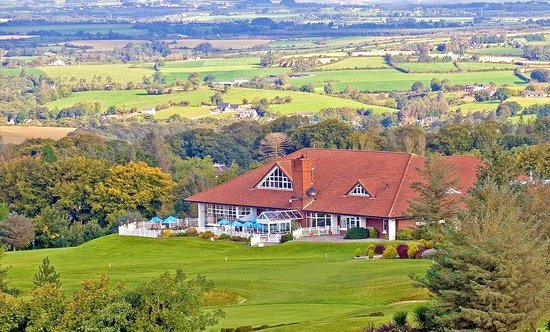 Lee Valley Golf & Country Club: Club House