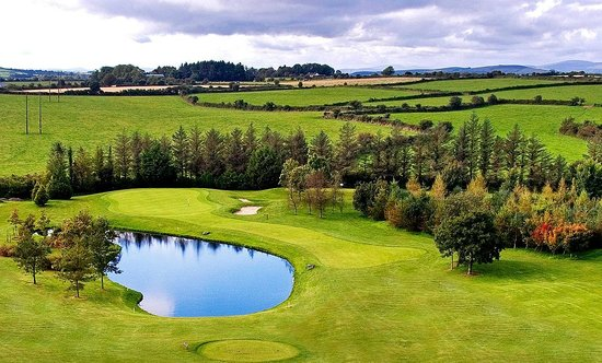 Lee Valley Golf & Country Club : 12th Hole