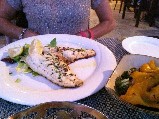 Pane E Olio: pesce fresco alla griglia