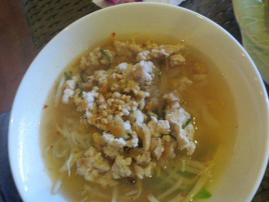 Pai Sukhothai: Sukhothai noodles