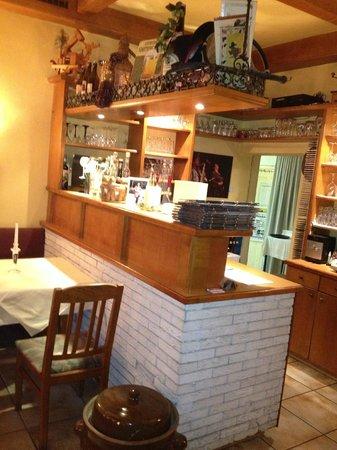 Steakhouse: interni