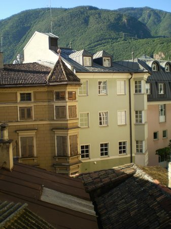 Feichter Hotel: Balcony view