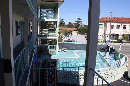 The Stevenson Monterey: Monterey Downtown Travelodge