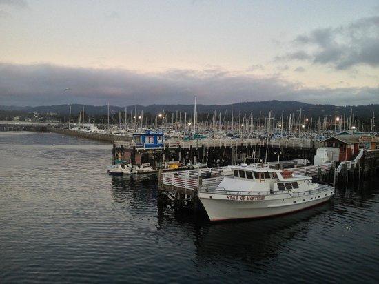 The Stevenson Monterey: Fisherman's Warf