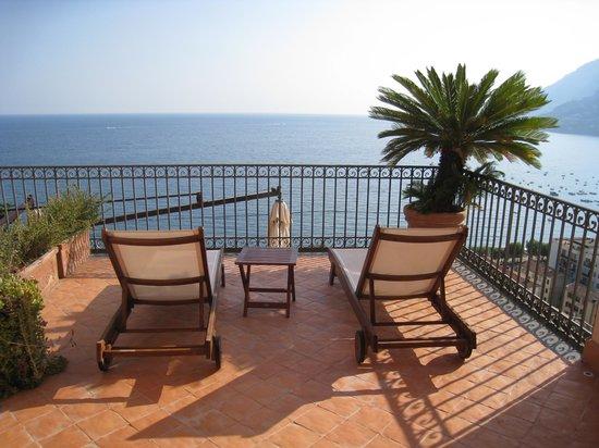 Hotel Botanico San Lazzaro: наш балкон