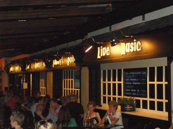 Paddy S Point Irish Bar Restaurant