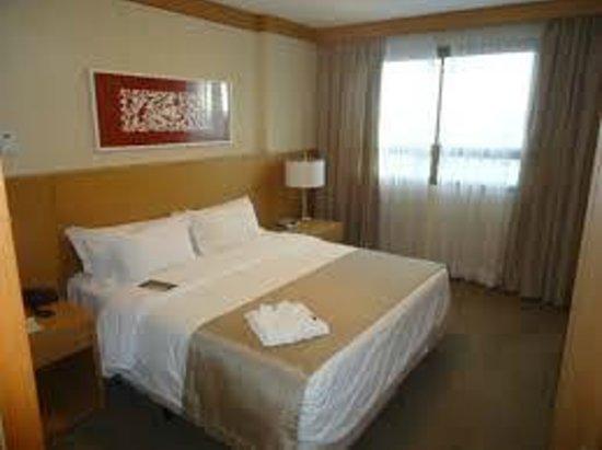 Brasil 21 Suites : suite casal