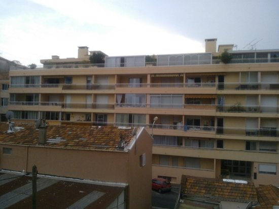 ResidHotel Cannes Festival: View from 306