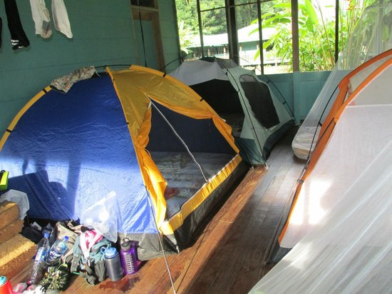 Drake Bay, Costa Rica: Our deluxe accommodations.
