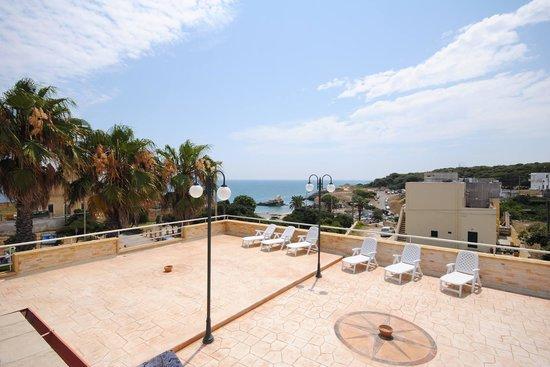 Hotel Alba Chiara : FOTO FATTE SUL TERRAZZO