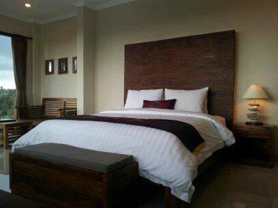 Inata Bisma Resort & Spa Ubud: Deluxe room