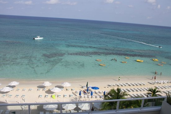 South Bay Beach Club: Pic from unit #33