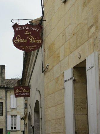 Les Giron'dines : Aushängeschild