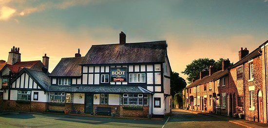 Northop, UK: The Boot Inn